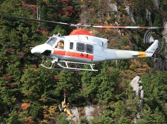 Mie Bell412 (JA6767)