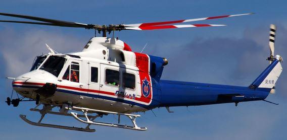 Aichi Pref Bell 412EP