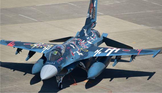 3 Sqn F-2 Misawa 2019