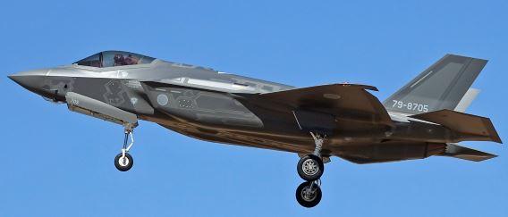 79-8705 F-35A