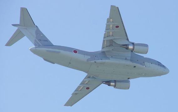 403rd Sqn C-2 JASDF