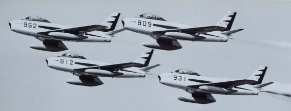 Blue Impulse Iruma 1978