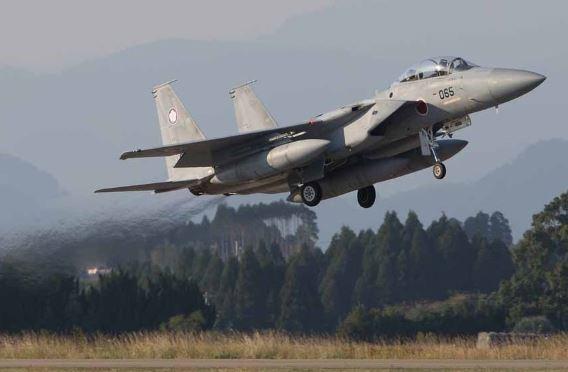 F-15DJ Nyutabaru