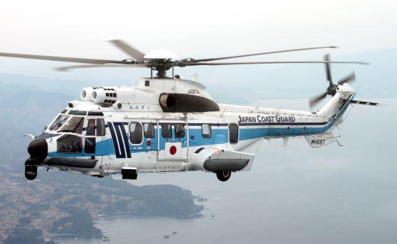 H225 Japan Coast Guard