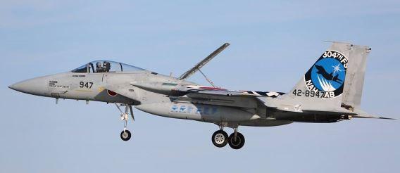 JASDF F-15J Tom Milliken