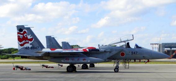Jean Marc Braun F-15J