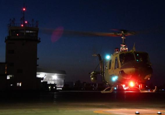 UH-1J Okadama