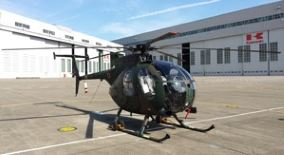 last KHI OH-6D overhaul