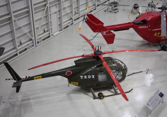 rigid-rotor OH-6J