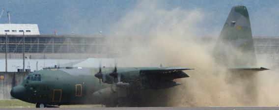 401 Sqn C-130H JASDF