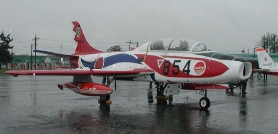 5th TS JASDF T-1