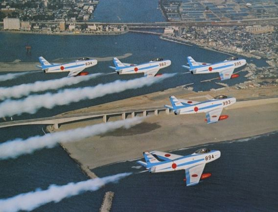 Blue Impulse F-86F