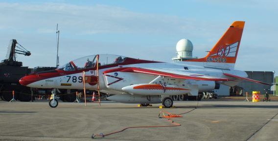 13th FTW T-4 JASDF 60th