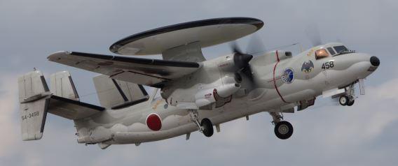 E-2C JASDF 60th anniversary