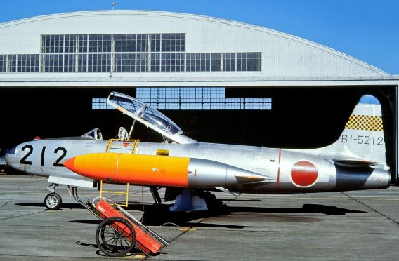 T-33A 33 Sqn JASDF (1)