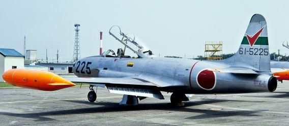 5TS JASDF T-33A