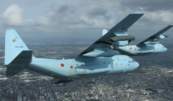 JASDF first KC-130H