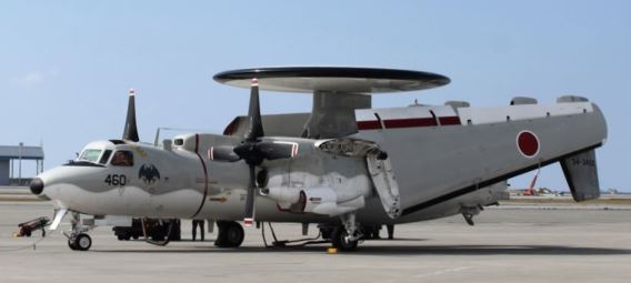 JASDF 602 Sqn E-2C