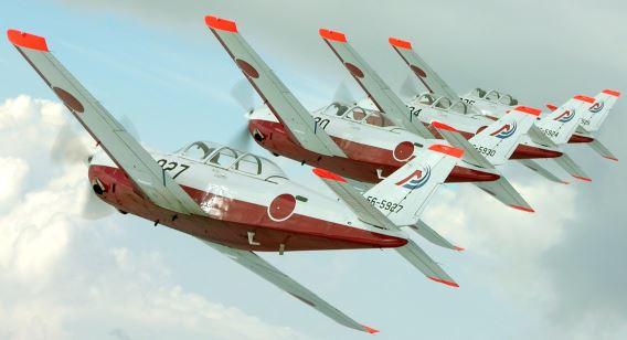 11th FTW T-7 JASDF
