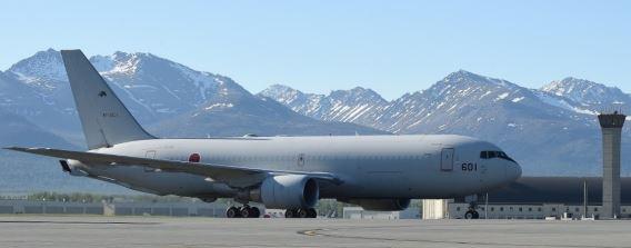 JASDF KC-767 Alaska