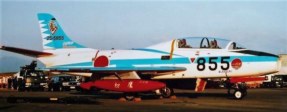 JASDF 50th T-1 5TS
