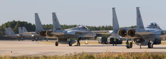 F-15 JASDF 23 Sqn