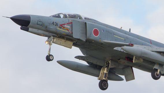 F-4 JASDF Gifu