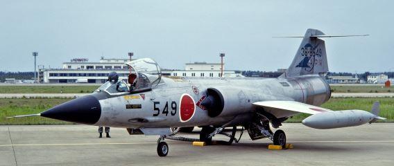 ADTW F-104J 36-8549