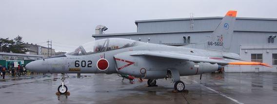 T-4 (66-5602) Gifu Hunini