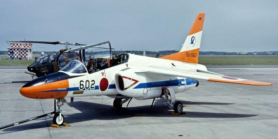JASDF T-4 602