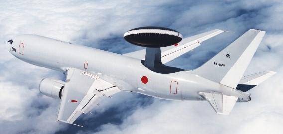 JASDF ADTW E-767