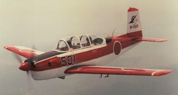 JASDF ADTW T-3