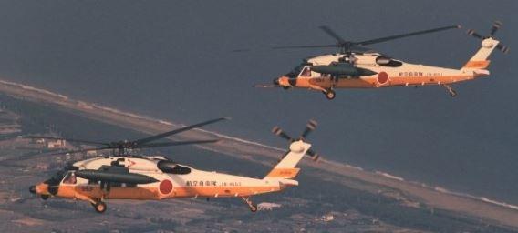 JASDF ADTW UH-60J