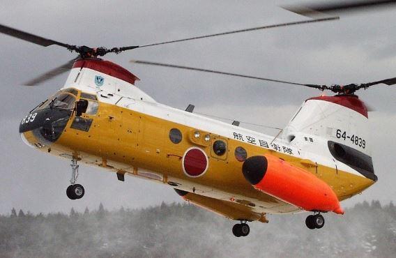 JASDF Akita KV-107